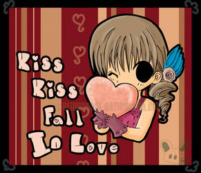.:+Kiss Kiss Fall In Love+:. by Eliquental