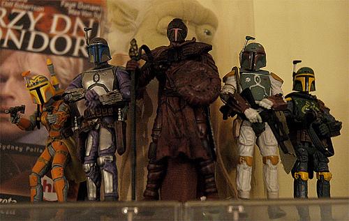 Mandalorian Army image - Star Wars - Galaxy At War mod for Men of ...