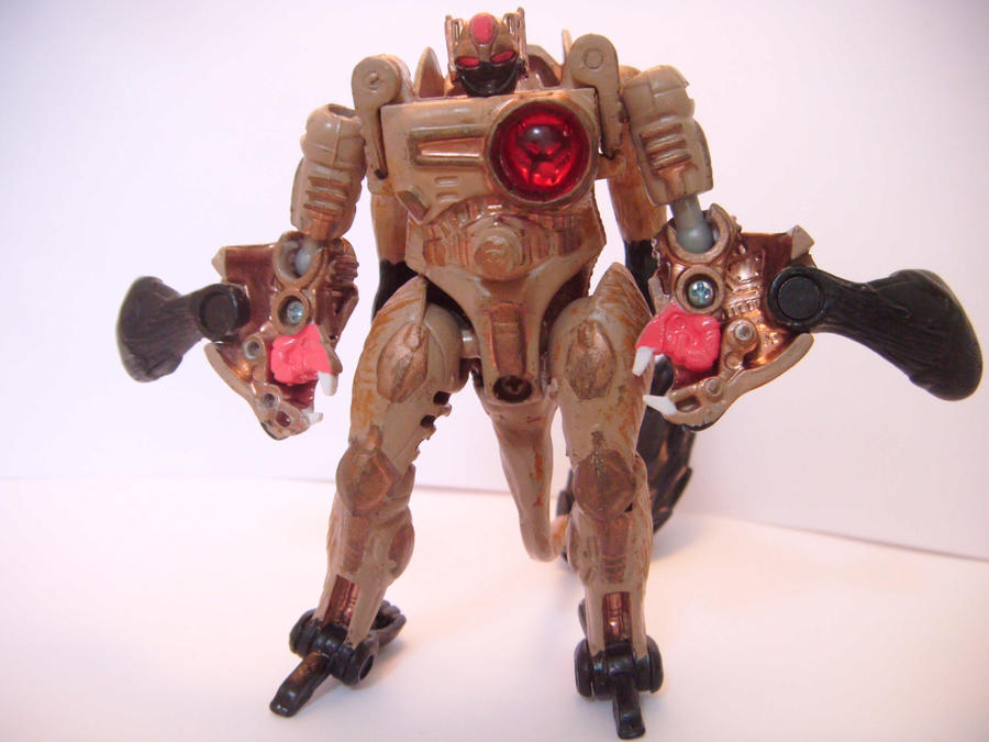 Narbonicon - Robot Mode