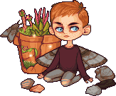 moth faerie by Qweia