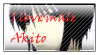 i love male Akito stamp by DontbeModest