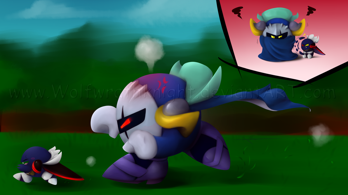 AT: .:Extreme Poking:. by Wolfwrathknight