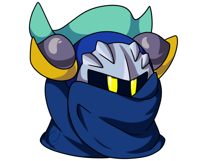 Free .:Our Meta-Knight:. Journal Dolly by Wolfwrathknight