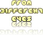 From Different Eyes - Logo by Wolfwrathknight