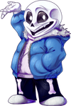 .:The Name is Sans:.