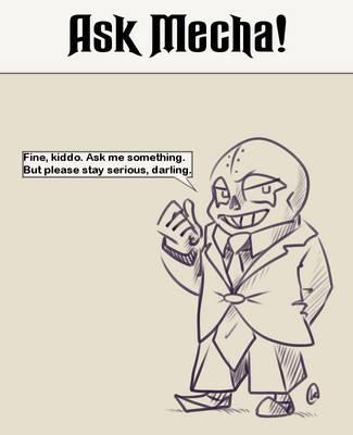 -Ask Mecha!- by Wolfwrathknight