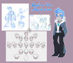 Ref. Sheet: Mecha the Mechasm