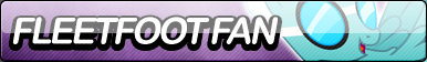 Fleetfoot Fan Button by Agent--Kiwi