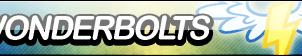 Wonderbolts Button by Agent--Kiwi