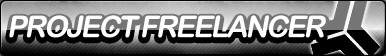 Project Freelancer Button