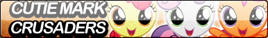 Cutie Mark Crusaders Button by Agent--Kiwi