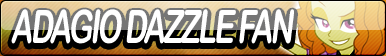 Adagio Dazzle Fan Button
