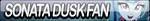 Sonata Dusk Fan Button by Agent--Kiwi