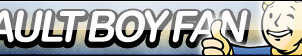 Vault Boy Fan Button by Agent--Kiwi