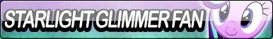 Starlight Glimmer Fan Button