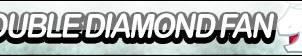 Double Diamond Fan Button by Agent--Kiwi