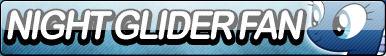 Night Glider Fan Button by Agent--Kiwi