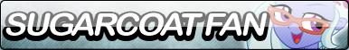 Sugarcoat Fan Button by Agent--Kiwi