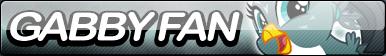 Gabby Fan Button by Agent--Kiwi