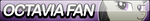 Octavia Melody Fan Button by Agent--Kiwi