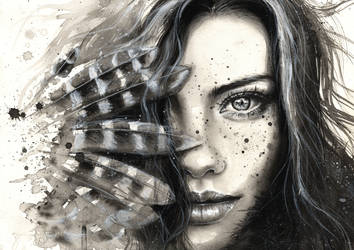 Freckly by TanyaShatseva