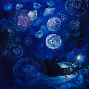 It's Jellyfishing Outside Tonight