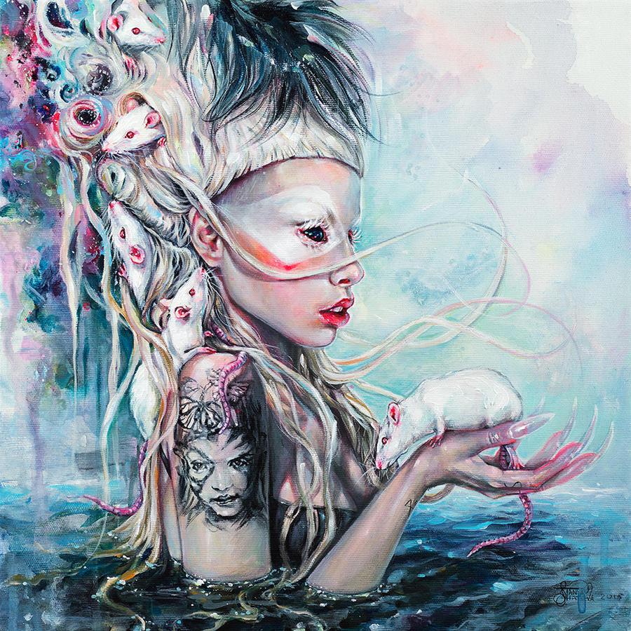 Yolandi The Rat Mistress by TanyaShatseva