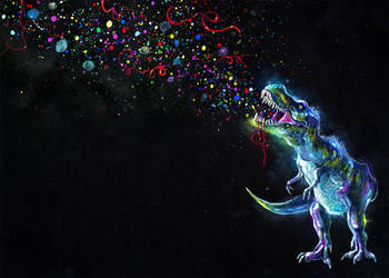 Ordinary Crystal Trex.. by TanyaShatseva