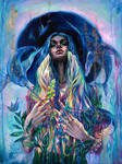 The Rustle of Narwhal's Wings by TanyaShatseva