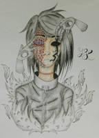 Yan-kun's OC by YandereSenpaiiChan