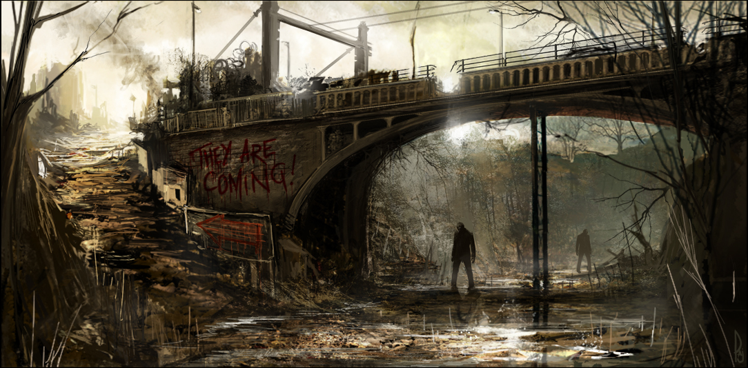 Hampshire Bridge by Happy-Mutt