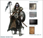 Boudica Materials Page