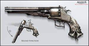 Assassin's Creed V: Reclamation Weapon Design
