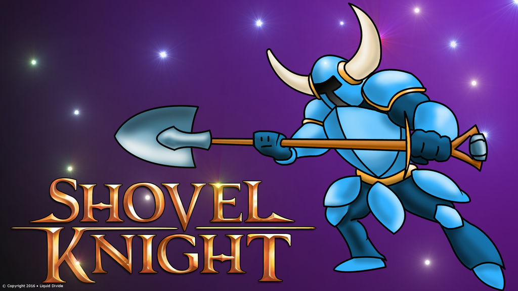 Shovel Knight Wallpaper By Liquiddivide On Deviantart
