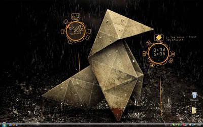 Heavy Rain - WIP2 - GIF by Bonscha
