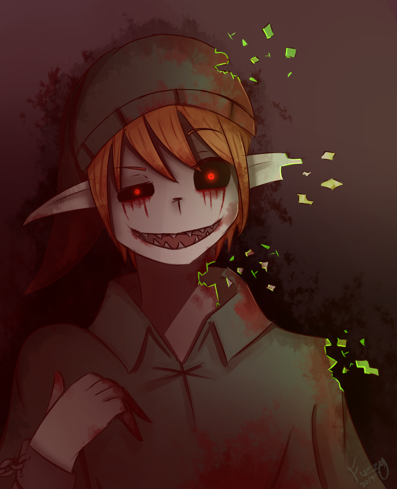 --Ben Drowned-- by UMarble