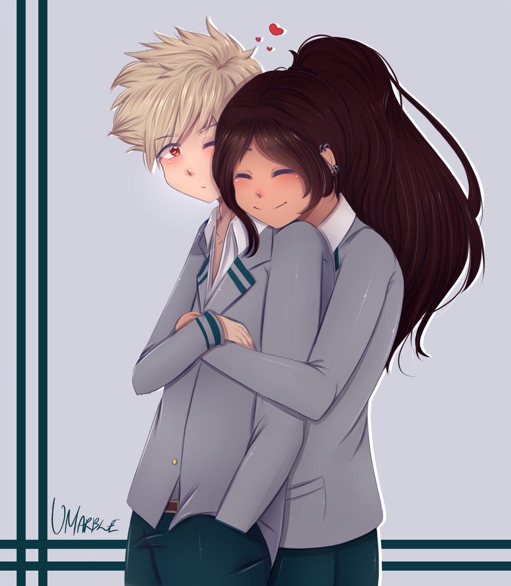 [C] Hugs ~ by UMarble