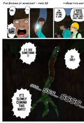 The Enigma of Minecraft by AtelierJordan