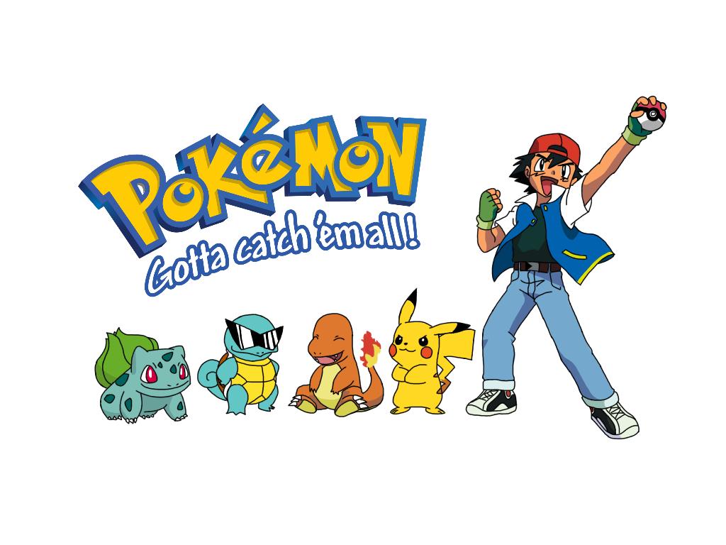 Pokemon, Gotta Catch 'em All! [Kanto] by EeveeTheArtist on DeviantArt