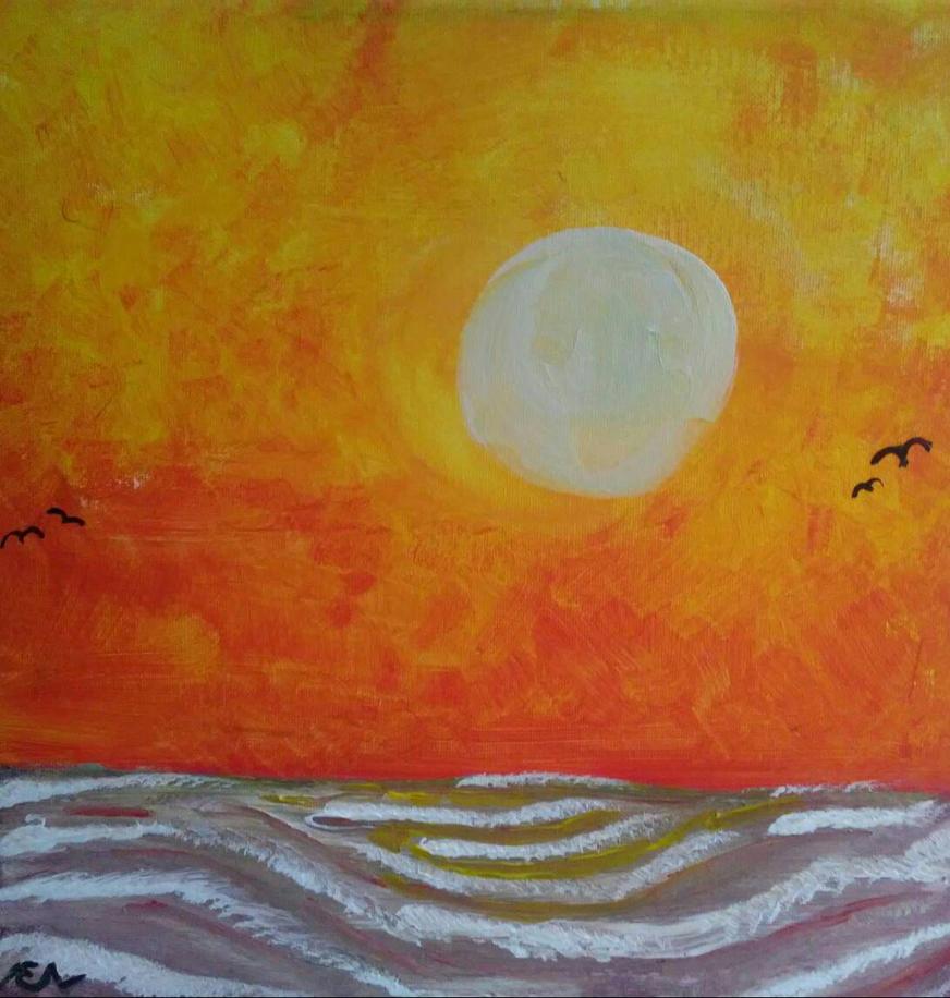 Sun Wave by Erikjr21