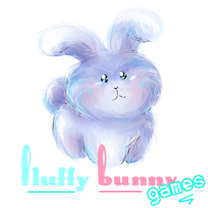 Fluffy Bunny Mascot by YinUkume