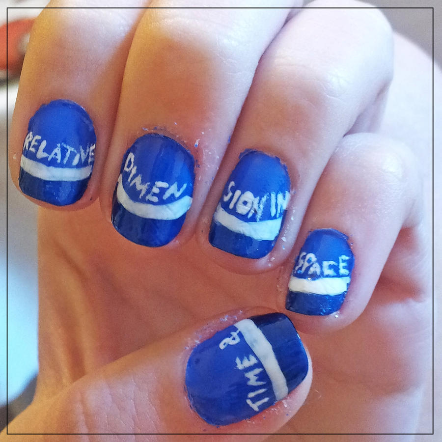 Tardis nails by 5babyalien5 on deviantart tardis nails by 5babyalien5 tardis nails by 5babyalien5 prinsesfo Choice Image