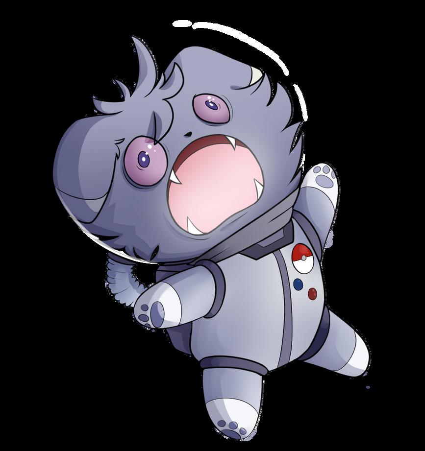 he screams, by plantstronaut