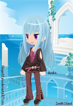 Profile: Ayaka