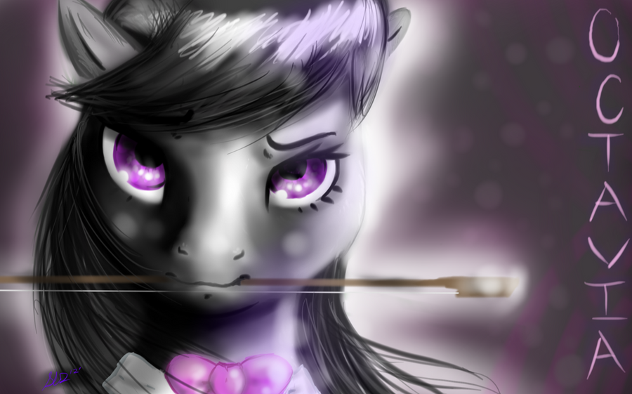 Octavia by Dande-Leo