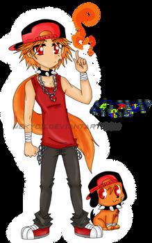 Prize: Rage and Raiichi x3