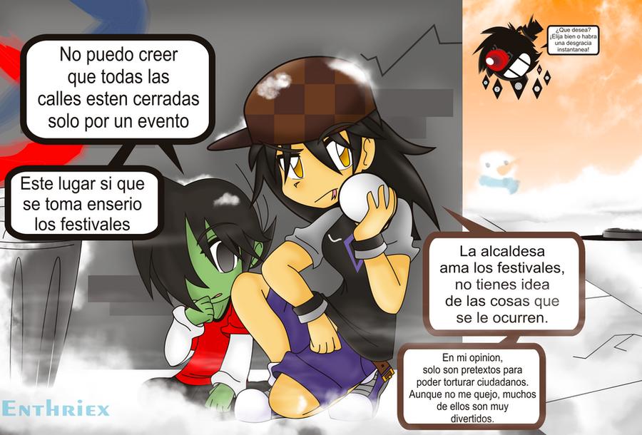 Event-Snowball War by Enthriex