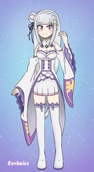 Re:Zero- Emilia