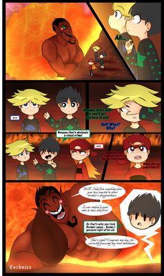 Chapter 1: Incident pg 18
