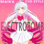 ELECTROBOMB album cover art